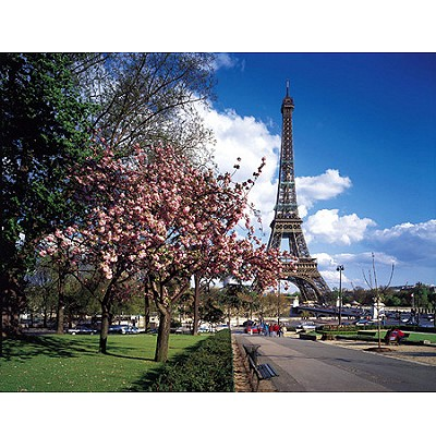 Printempo en Parizo